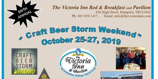 Craft Beer Storm Weekend
