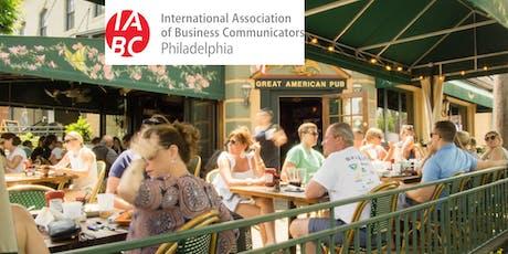 Pints and Pics with IABC Philadelphia tickets