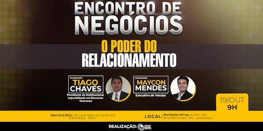 5º  Encontro de Negócios - Rio de Janeiro