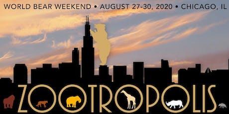 World Bear Weekend 2020: Zootropolis! tickets