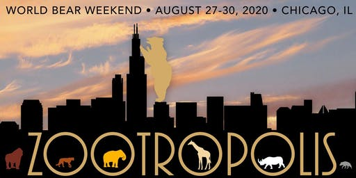 World Bear Weekend 2020: Zootropolis!
