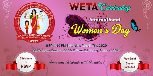 International Women's Day by Women Empowerment Telugu Association