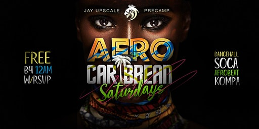 FREE! #1 VOTED AFRO-CARIBBEAN PARTY IN NYC - SOCA DANCEHALL AFROBEAT KOMPA