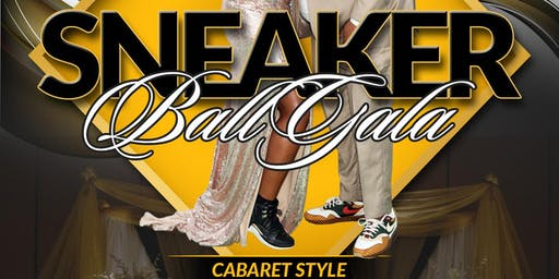 Coast Wide MLK Sneaker Ball Gala