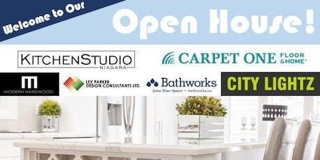 Open House - Elmwood Design Centre tickets
