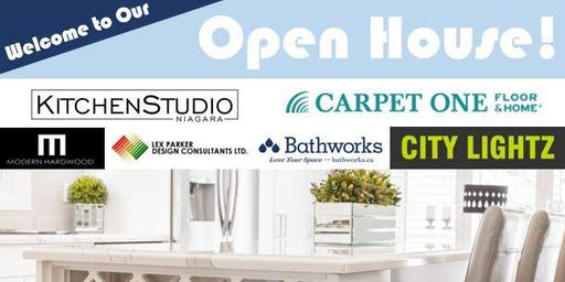 Open House - Elmwood Design Centre