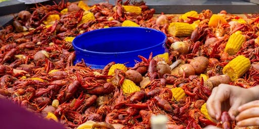 Crawfish Boil October 25th!