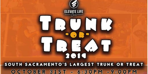 Elevate Life Trunk Or Treat