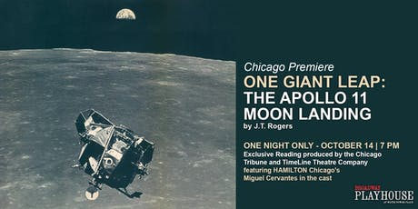 One Giant Leap: The Apollo 11 Moon Landing tickets