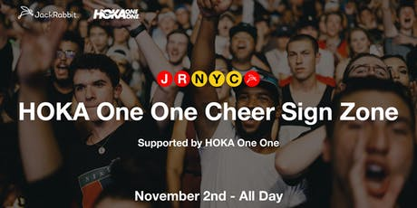 HOKA Cheer Sign Party tickets