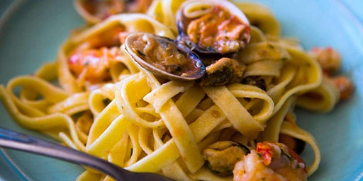 Classic Italian Seafood Feast - Cooking Class by Cozymeal™