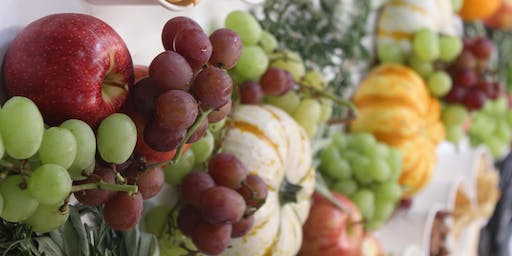 Harvest Charcuterie & Wine Tasting Workshop