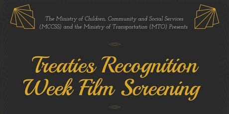 MCCSS/MTO Treaties Recognition Week Film Screening tickets