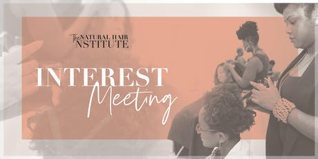 The Nstitute Interest Meeting tickets