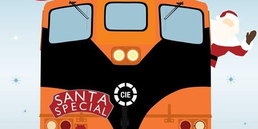 Santa Special Train 8 - Diesel - Dublin Connolly to Maynooth & Return SOLD OUT