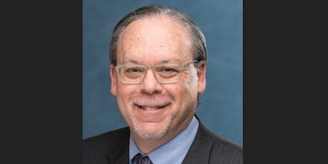 FDA's Comprehensive Plan for Tobacco & Nicotine Regulation  - Mitch Zeller tickets