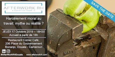 Afterwork RH Douala billets