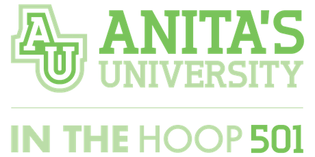 Anita's University: 501 In the Hoop tickets