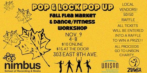 Dance Fitness Pop & Lock PopUp