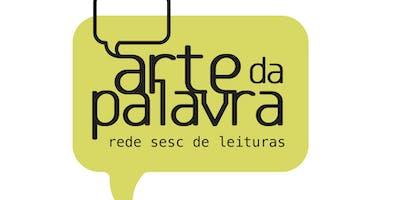 Arte da Palavra com Pedro Bomba | Sesc Centro