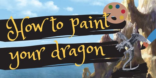 How to Paint Your Dragon 124street