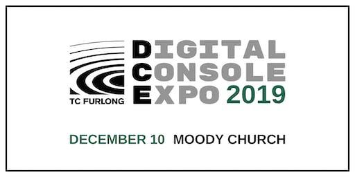 Digital Console Expo 2019
