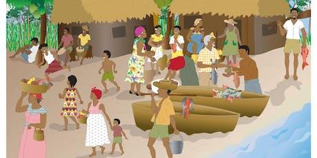 Gallery Show, Garifuna Intangible Heritage by Pen Cayetano & Isidra Sabio tickets