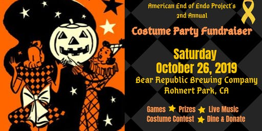 AEEP's 2nd Annual Costume Party Fundraiser