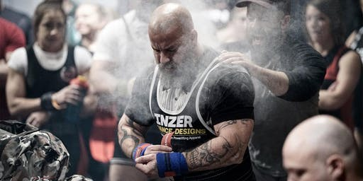 Powerlifting meet - 24 novembre 2019