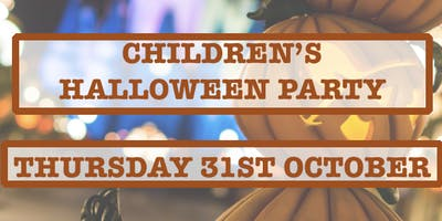 Children's Halloween Party