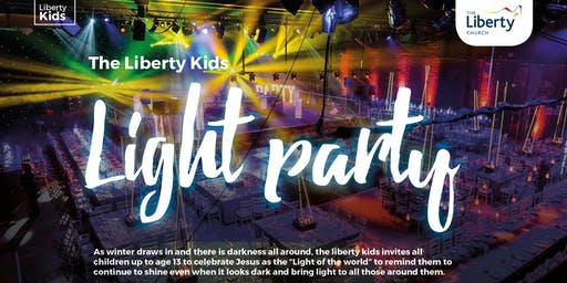 Liberty Kids Light Party 2019
