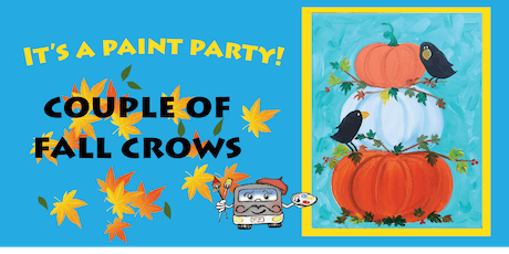 The Crows Paint Party at Tapped tickets