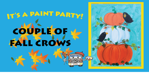 The Crows Paint Party at Tapped