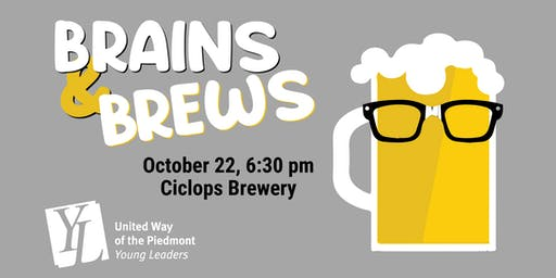 UWP Young Leaders Brains & Brews Event