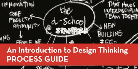 Intro to Design Thinking tickets