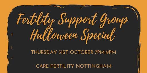 Halloween Support Group - Fertility Network UK