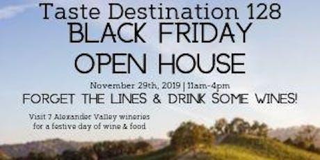 Taste Destination 128 Black Friday Open House tickets