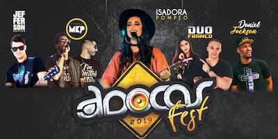 ADOCAS FEST: Isadora Pompeo