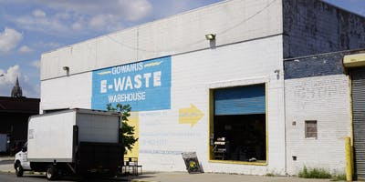 Gowanus E-Waste Tours with Open House New York