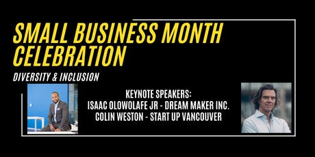 Small Business Month Celebration: Diversity & Inclusion tickets