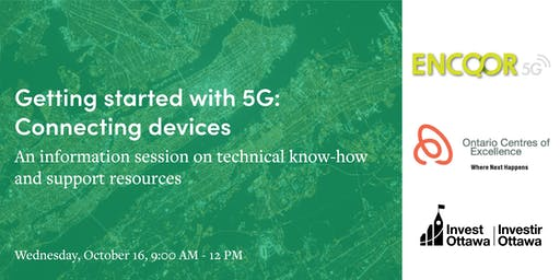 Getting started with 5G - Connecting Devices