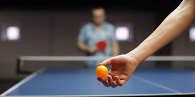 Tuesday Table Tennis