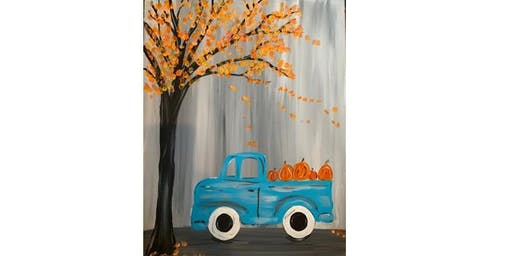 Mack's Tavern - Pumpkin Pickup - Paint Party