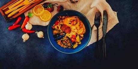 Edible Alphabet en Español: Learn Spanish Through Cooking at the Library tickets