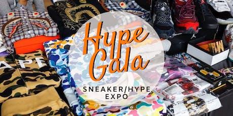 HypeGala Sneaker/Hype Expo Miami - December 7th, 2019 tickets