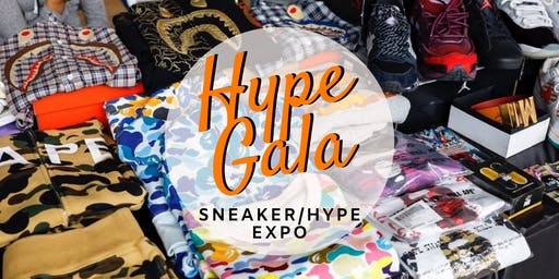 HypeGala Sneaker/Hype Expo Miami - December 7th, 2019