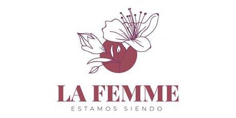 La Femme entradas