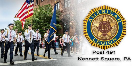Annual Veterans Day Dinner Post #491 Kennett Square