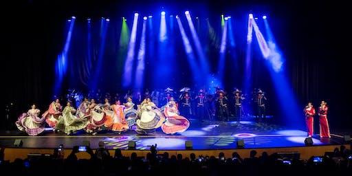 La Joya ISD Presents Grupo Folklórico Ozomatli y Mariachi Los Lobos 03.01