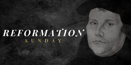 Reformation Sunday Service & BBQ tickets
